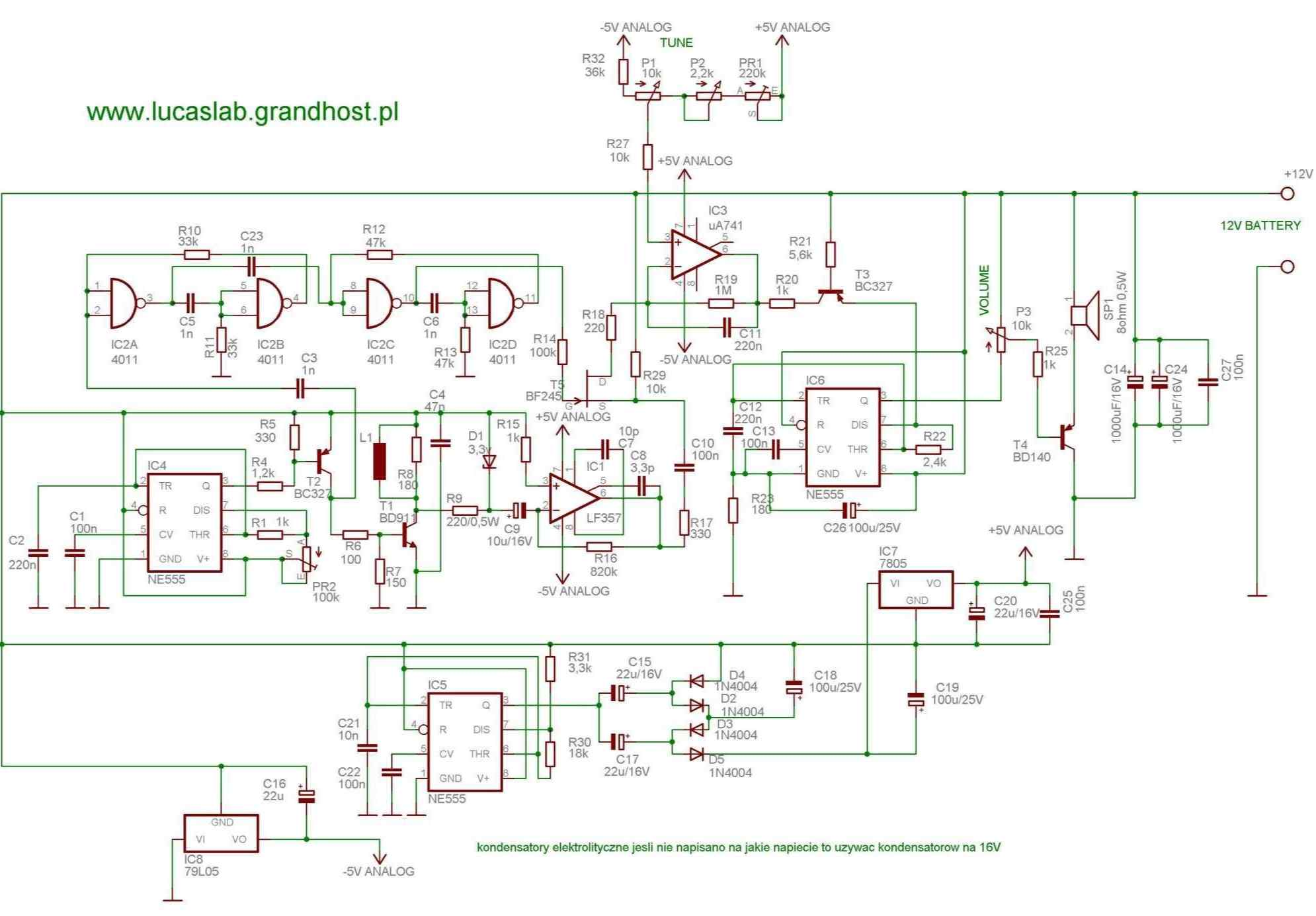 Ohm Speakers Overload Protection Circuit Diagram Protectioncircuit