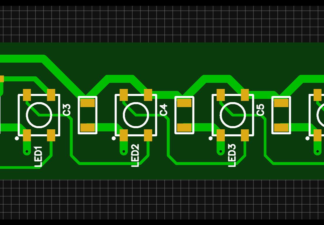 Neopixel Spectrum Analyzer