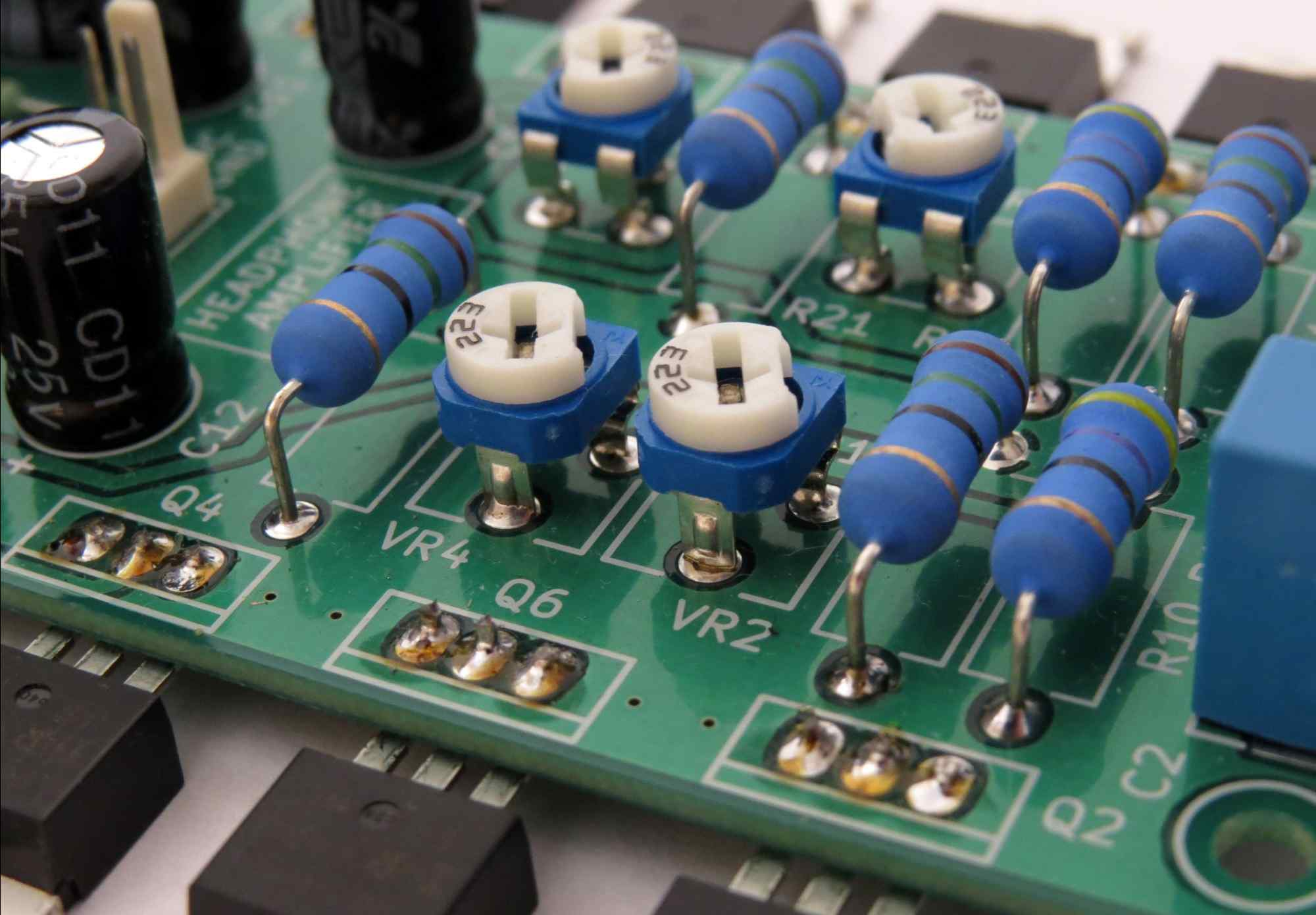 Audio Amplifierwith Pcb Eleccircuitcom Explore Easyeda Class A Mosfet Headphone Amplifier