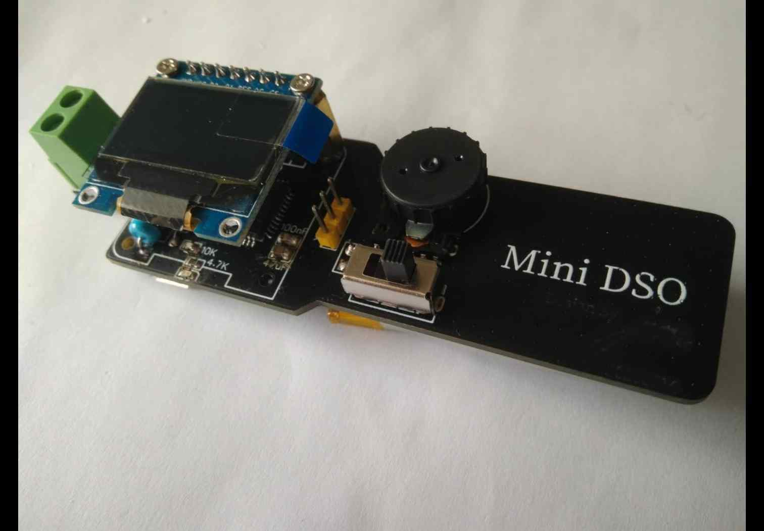 Mini DSO Oscilloscope