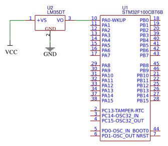 MQ2 Smoke Detector Arduino Shield Circuit Resources - EasyEDA