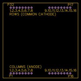 led dot matrix 1588bs - Search - EasyEDA