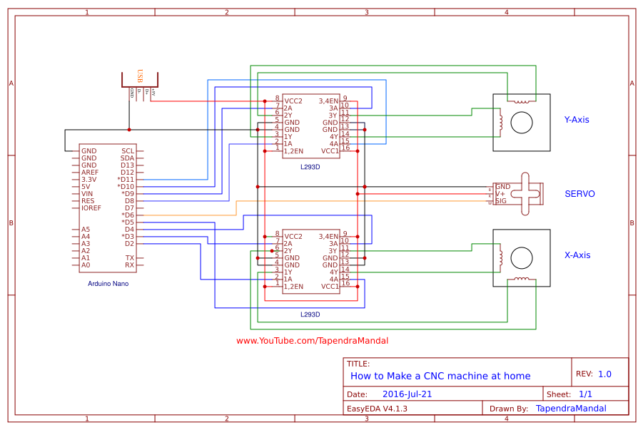 how to make single layer pcb layout - Search - EasyEDA