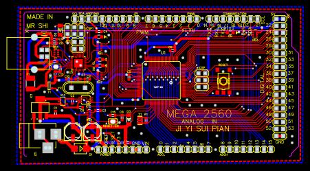 pcb arduino mega - Search - EasyEDA