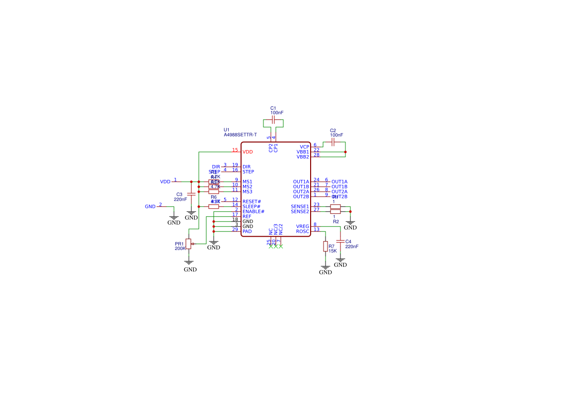 Schematic Modules - EasyEDA