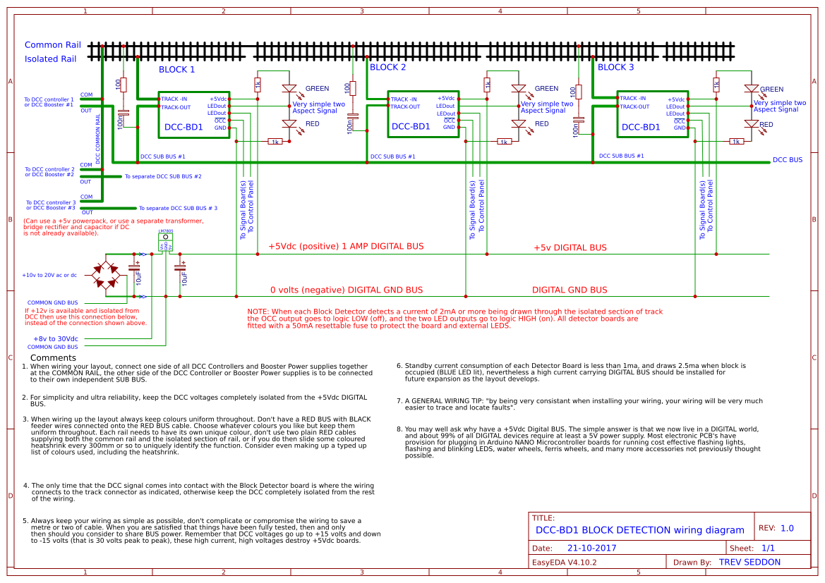 Wire Unit Search Easyeda Dcc Track Bus Wiring Diagrams