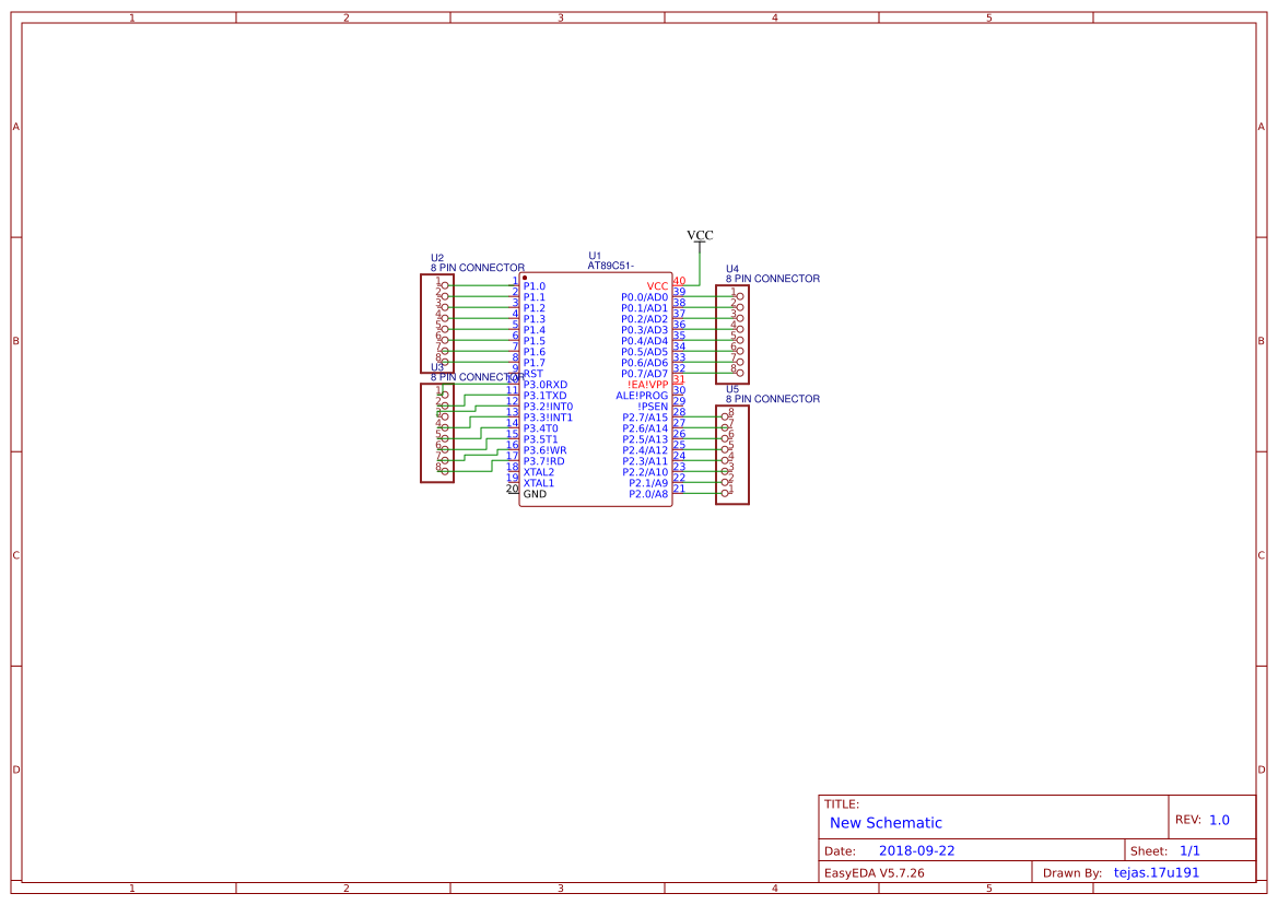 How To Make Single Layer Pcb Layout Search Easyeda Getting Started With For Circuit Simulation And Design 1