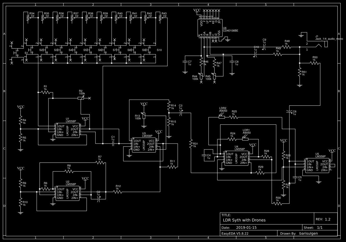Circuito Ldr : Circuito de luz de calle usando ldr evasent