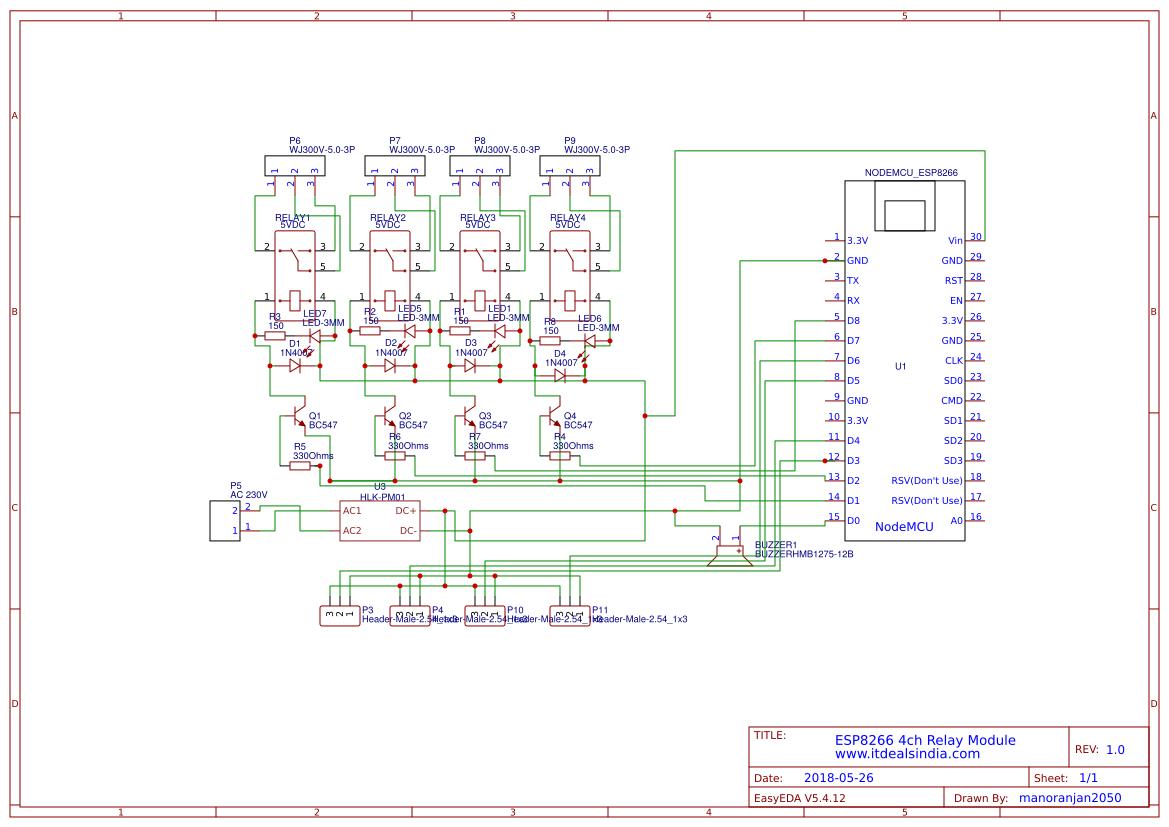 PCB Prototype Board Comparison: JLCPCB vs Seeedstudio vs Osh