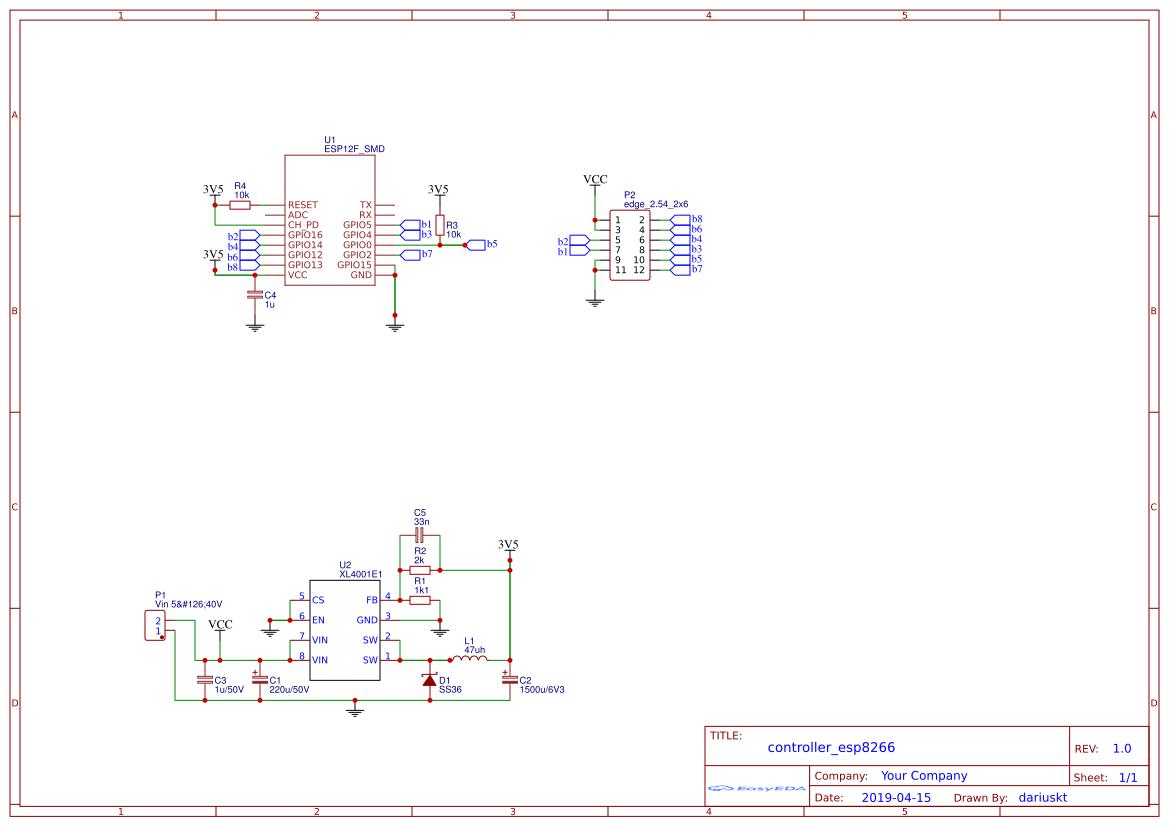 esp8266++led+strip+controller - Search - EasyEDA