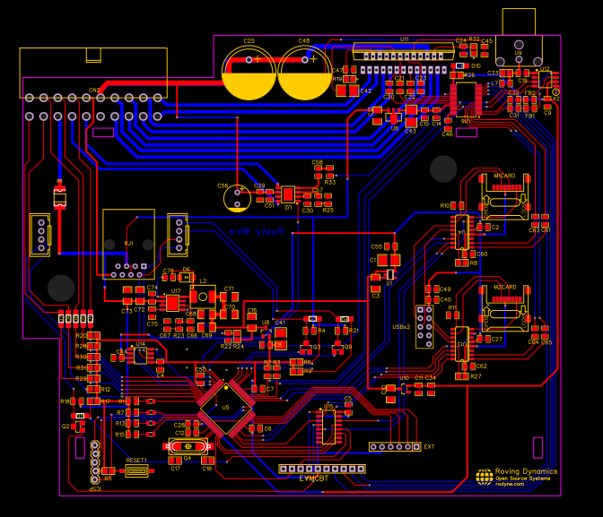 E39EV Media-Instrumentation-Interface V3