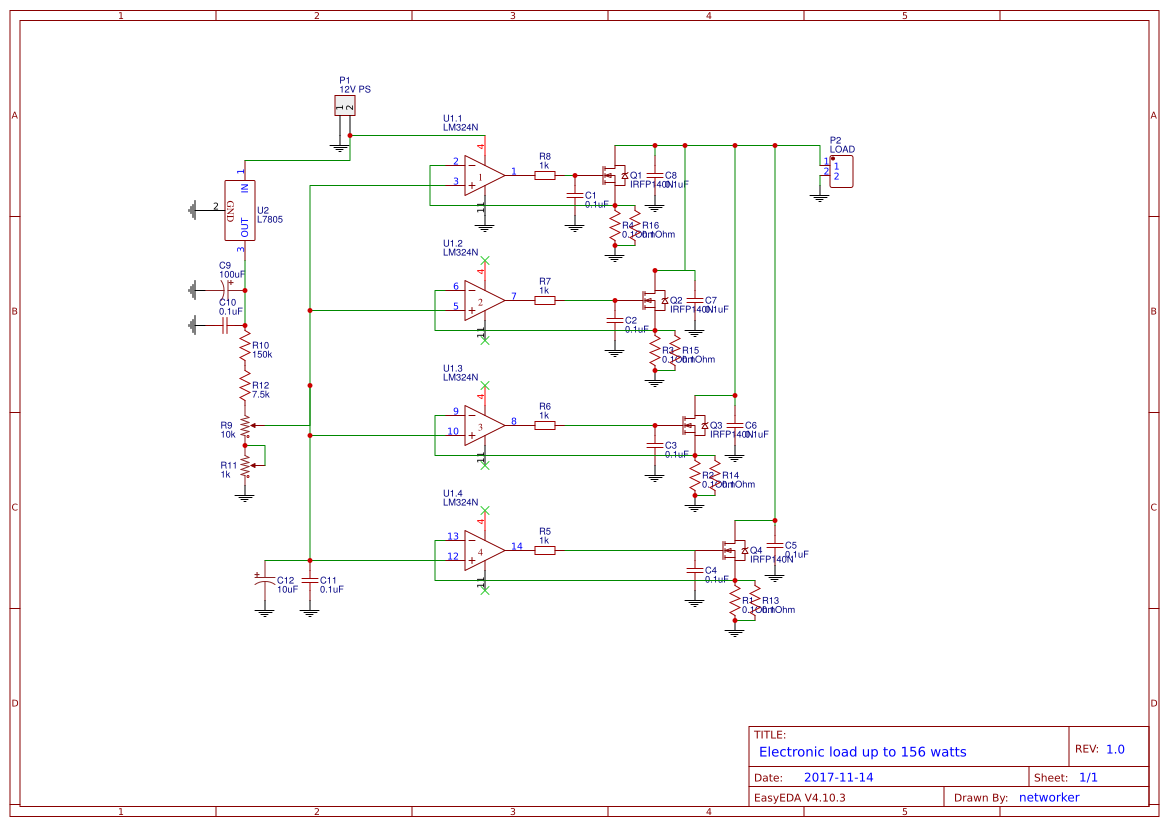 Electronic Load Schematic Bsctv Eevblog 262 World39s Simplest Soft Latching Power Switch Circuit