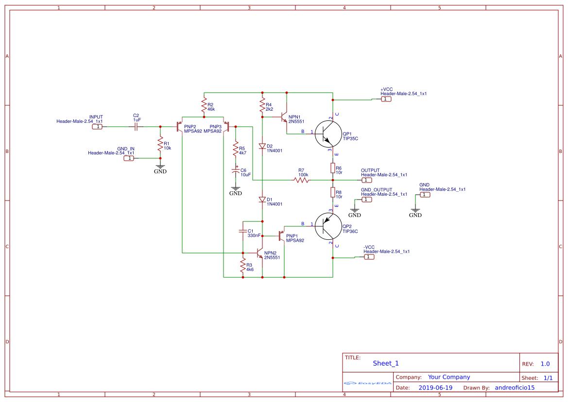 AC 220v Dimmer for Arduino - EasyEDA