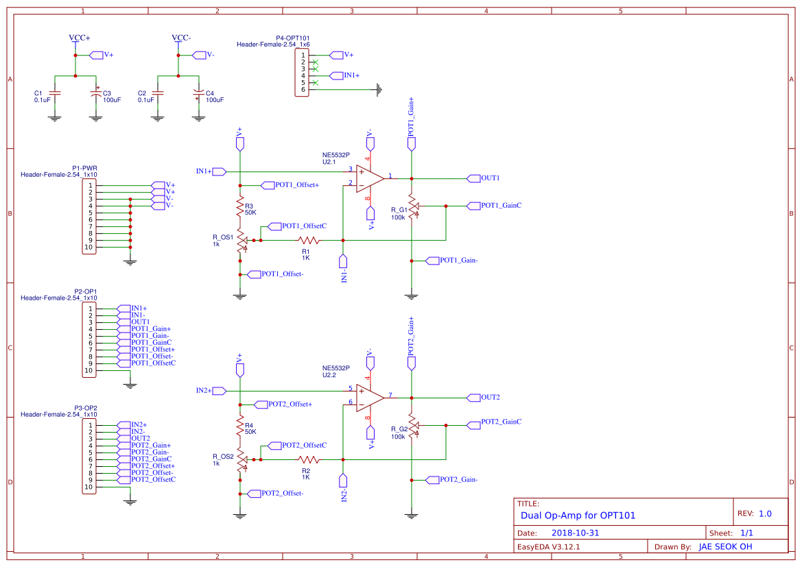 Op Amps Search Easyeda Ne5532 Preamplifier Circuit Diagrams Dual Amp Audio Js 01