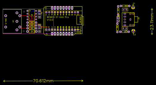 MIDI IN - Wemos D1 mini & Arduino Pro Micro copy - EasyEDA