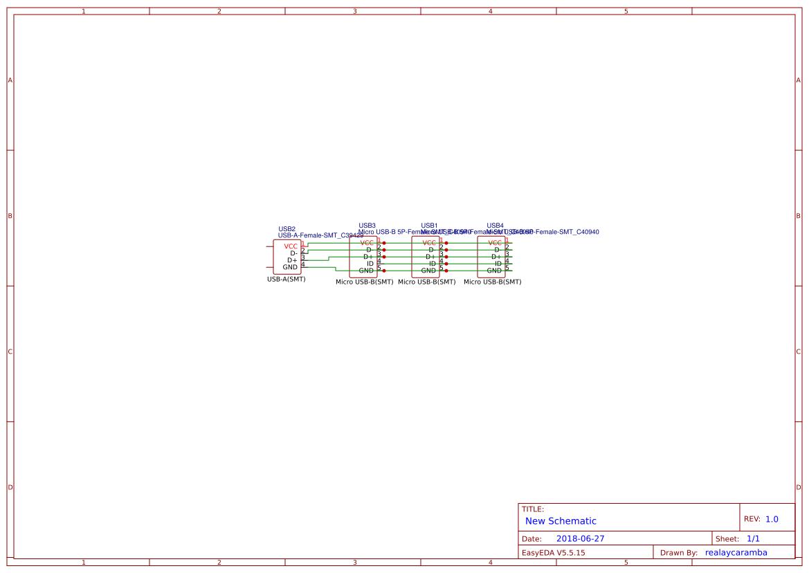 Usb Splitter Schematic Wiring Library Symbol