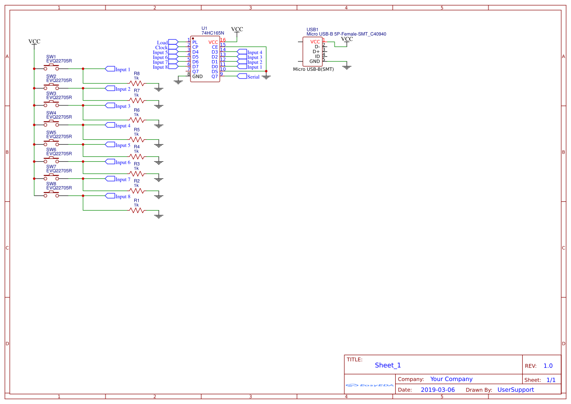 8+channel+relay+board - Search - EasyEDA