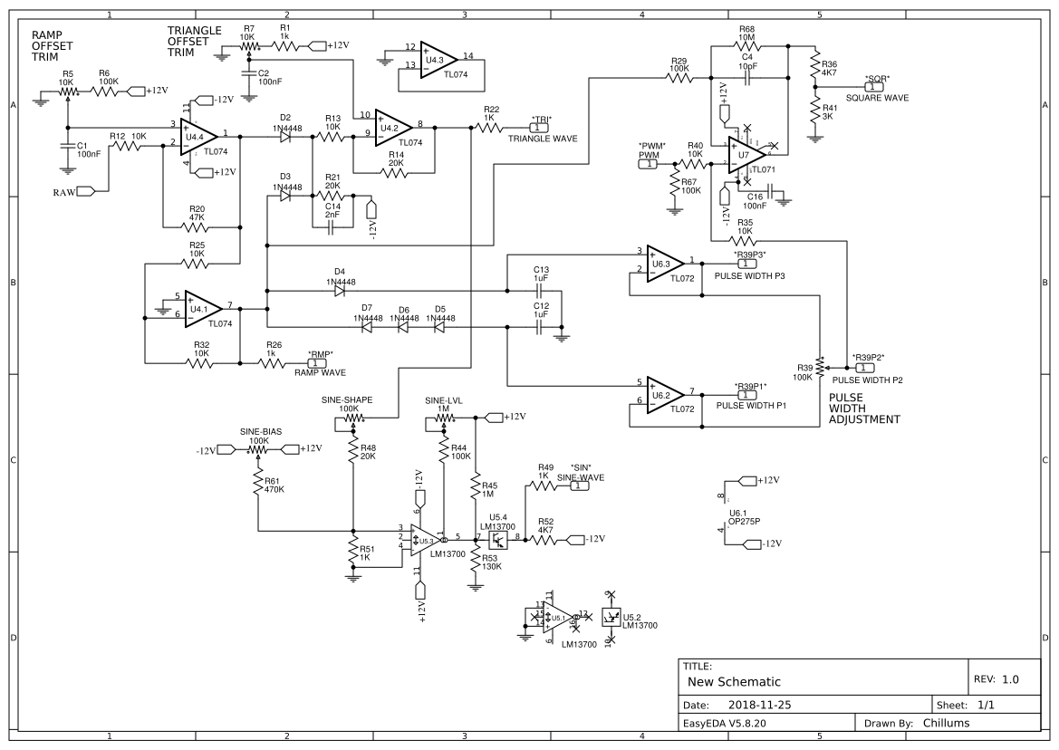 synthesizer+vco - Search - EasyEDA
