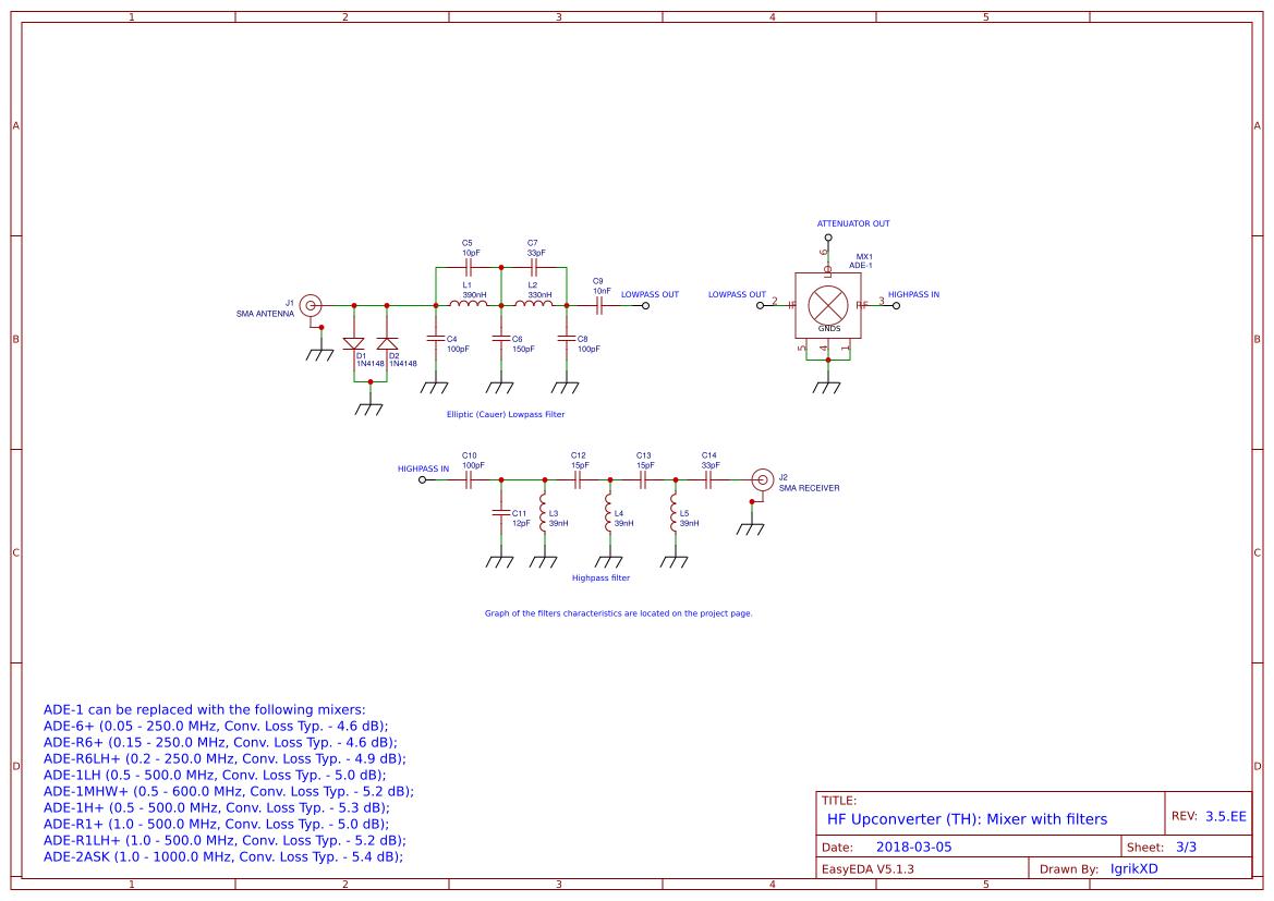 Explore Easyeda Timer Circuit Using 555 Hf Upconverter Th