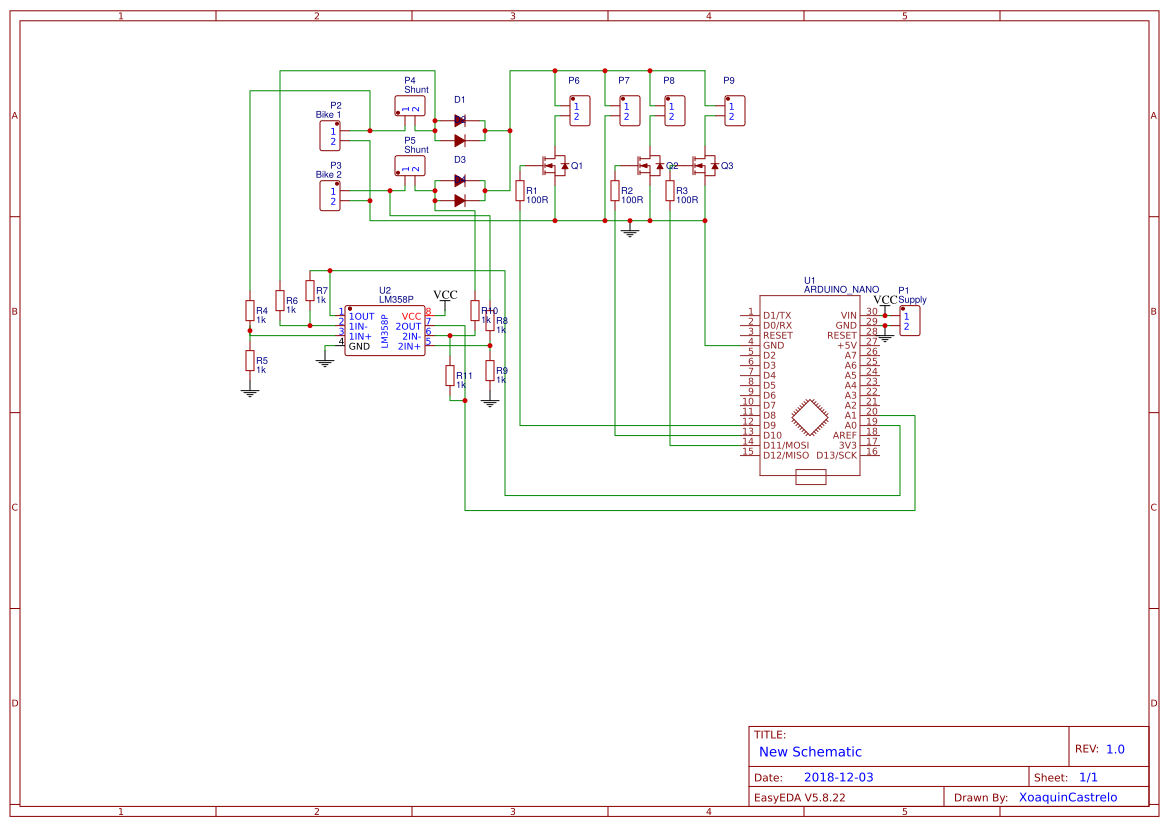 Frequency Generator Search Easyeda Circuit Diagram On Zapper Schematic Bike