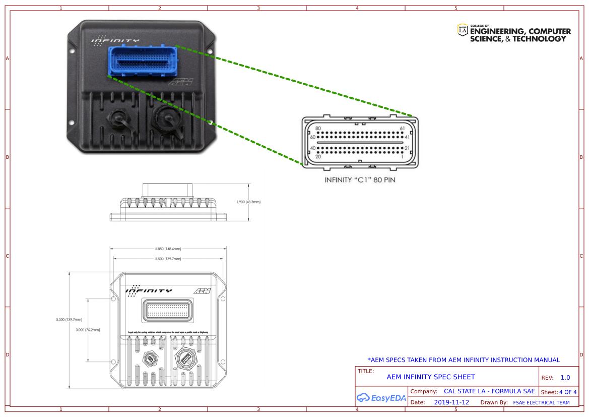 AEM Infinity 506 - Schematic - EasyEDA | Aem Infinity 8 Wiring Diagram |  | EasyEDA