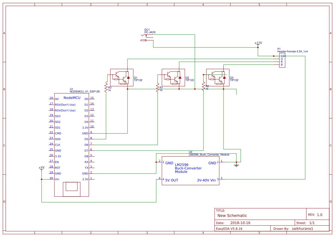led+rgb+5 - Search - EasyEDA