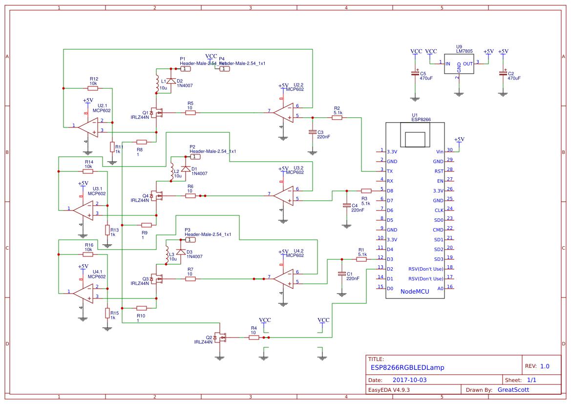 nodemcu+schematic - Search - EasyEDA