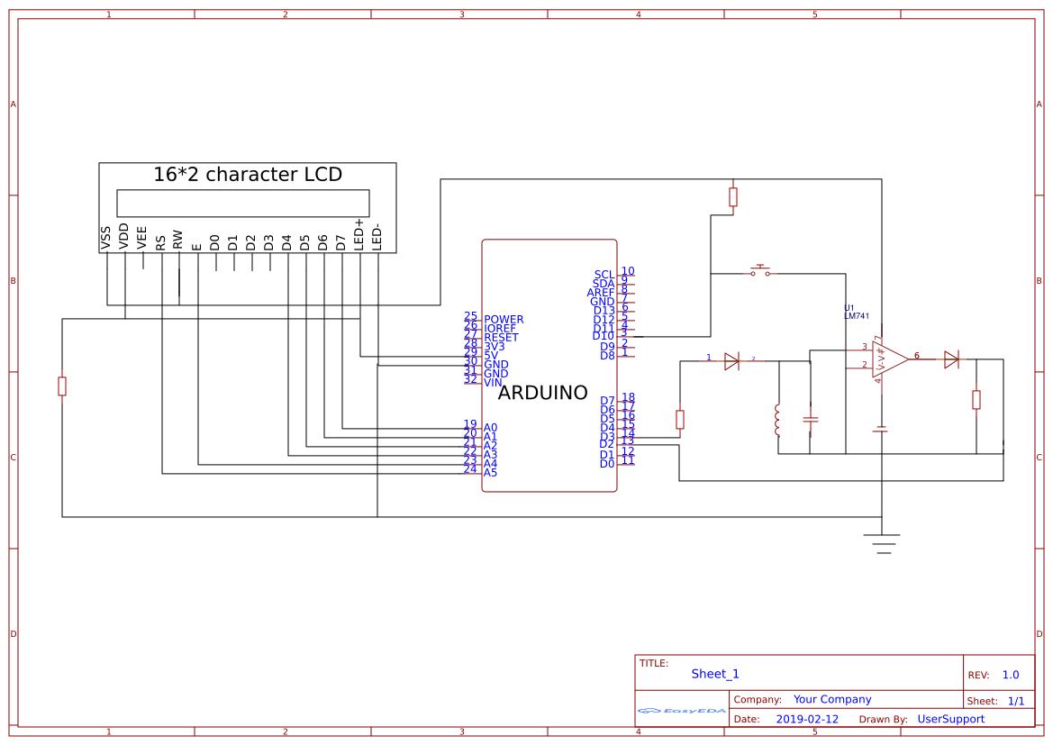 Lc Meter Circuit Diagram