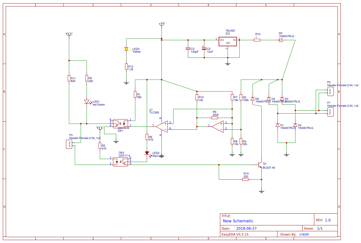Low Cost Universal Battery Charger Schematic Eeweb Community Explore Easyeda Ebus Adapter 21