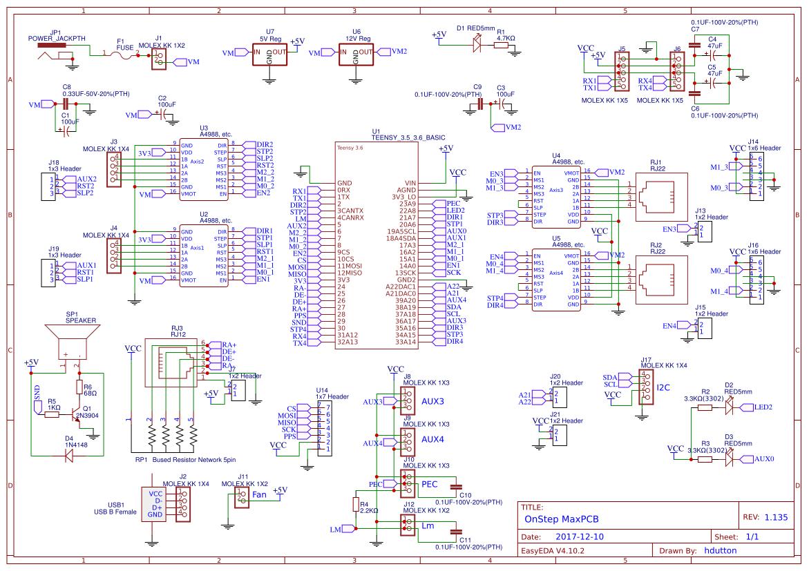 Explore Easyeda Rj22 Wiring Diagram Onstepmaxpcb