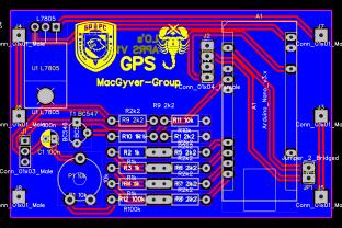 APRS Tracker copy - EasyEDA