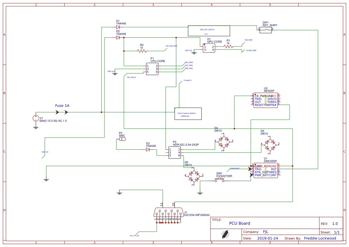 Stupendous Pc Motherboard Schematic Easyeda Wiring 101 Olytiaxxcnl
