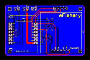 SIM7000 Gateway - EasyEDA