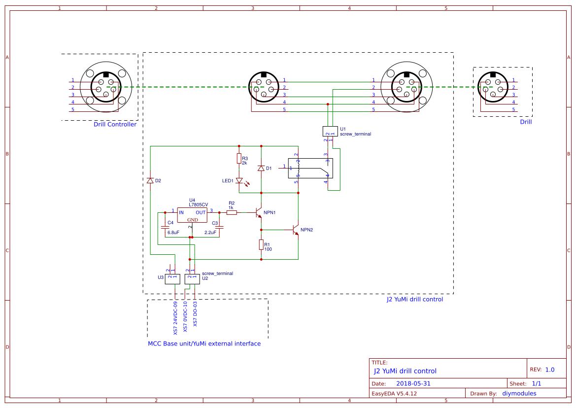 Yumi Wiring Diagram Easyeda 4 Elm Light Pcb Layout