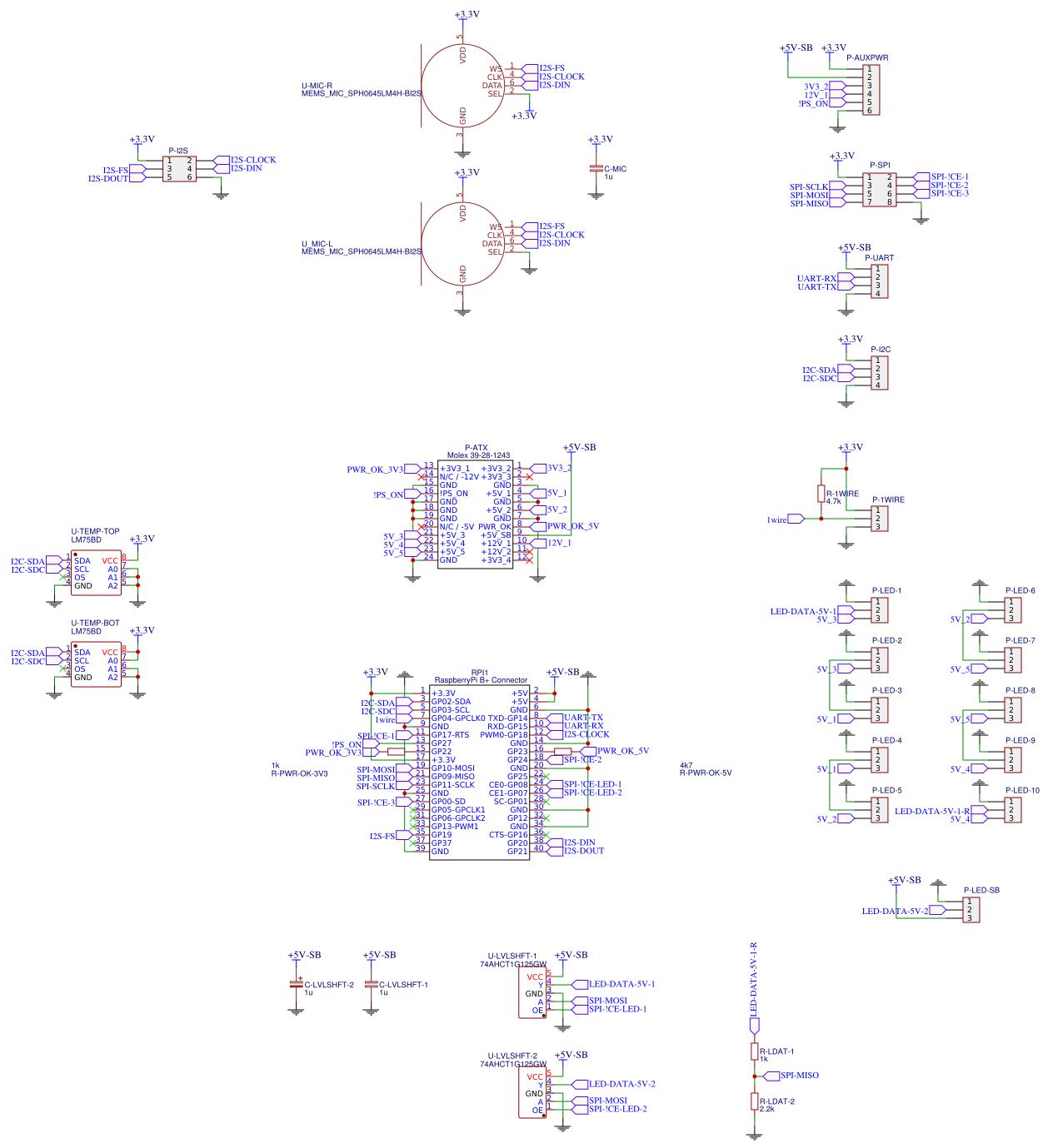 Explore Easyeda Wiringpi I2c Functions Devillamp V2