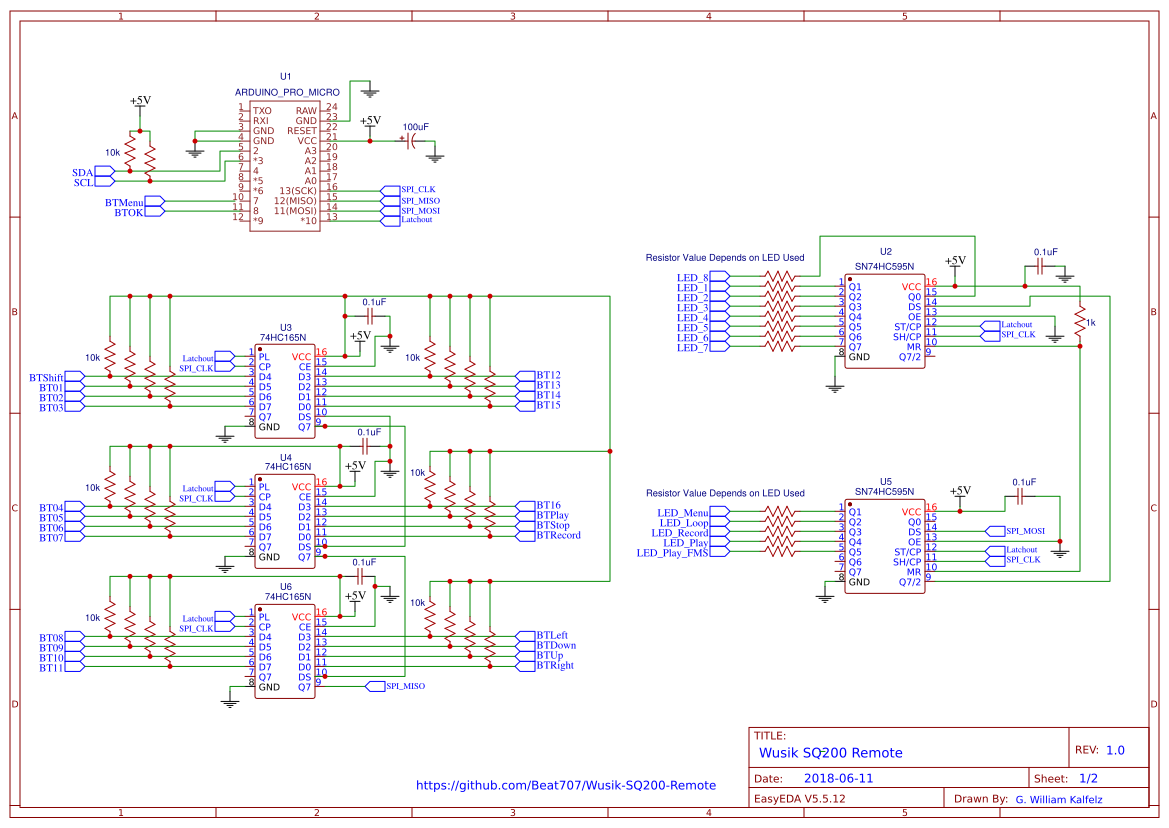 Wusik SQ200 Remote Sequencer/DAW (Arduino DIY Based) - KVR Audio
