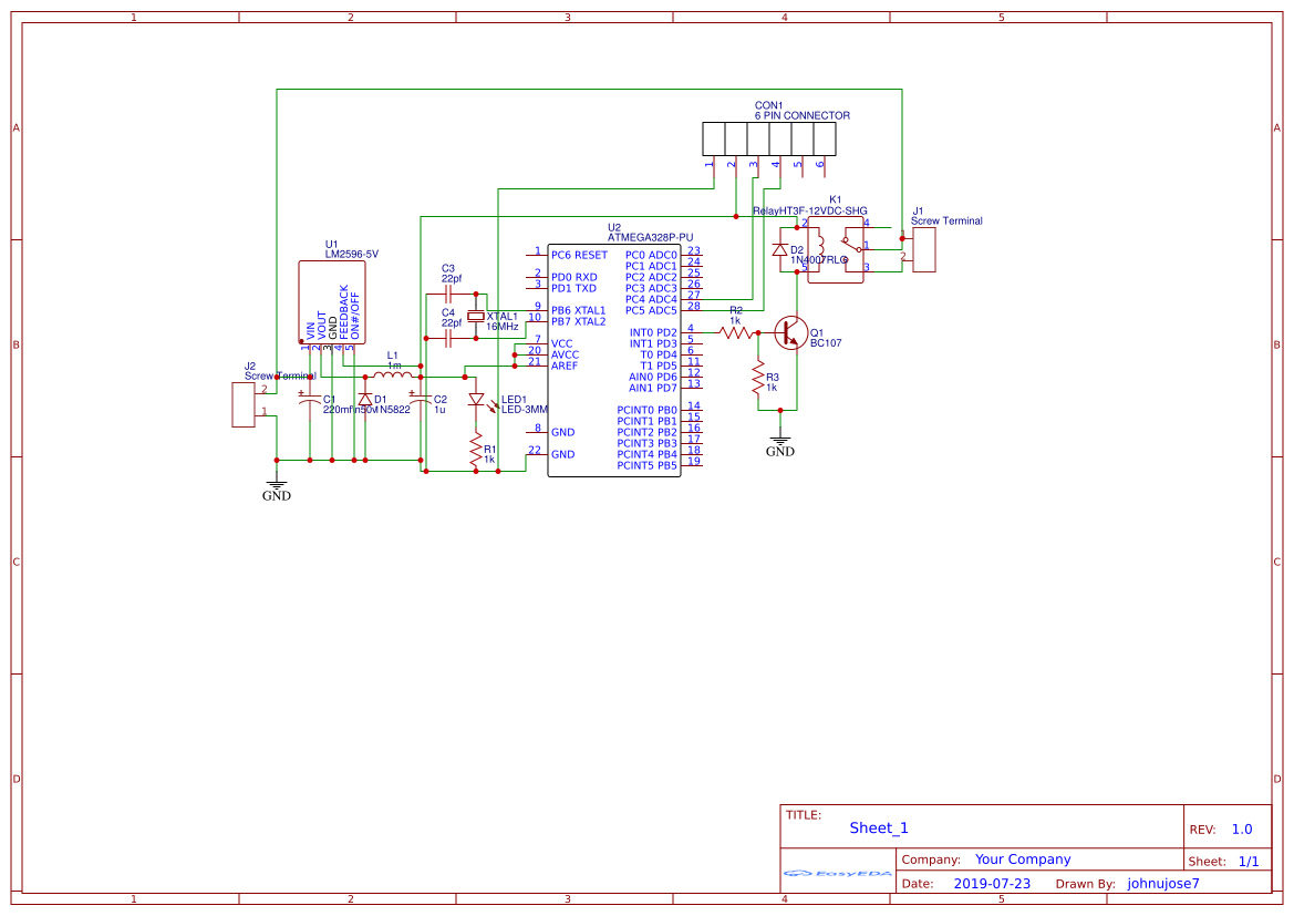 Stm32 Schematic Example