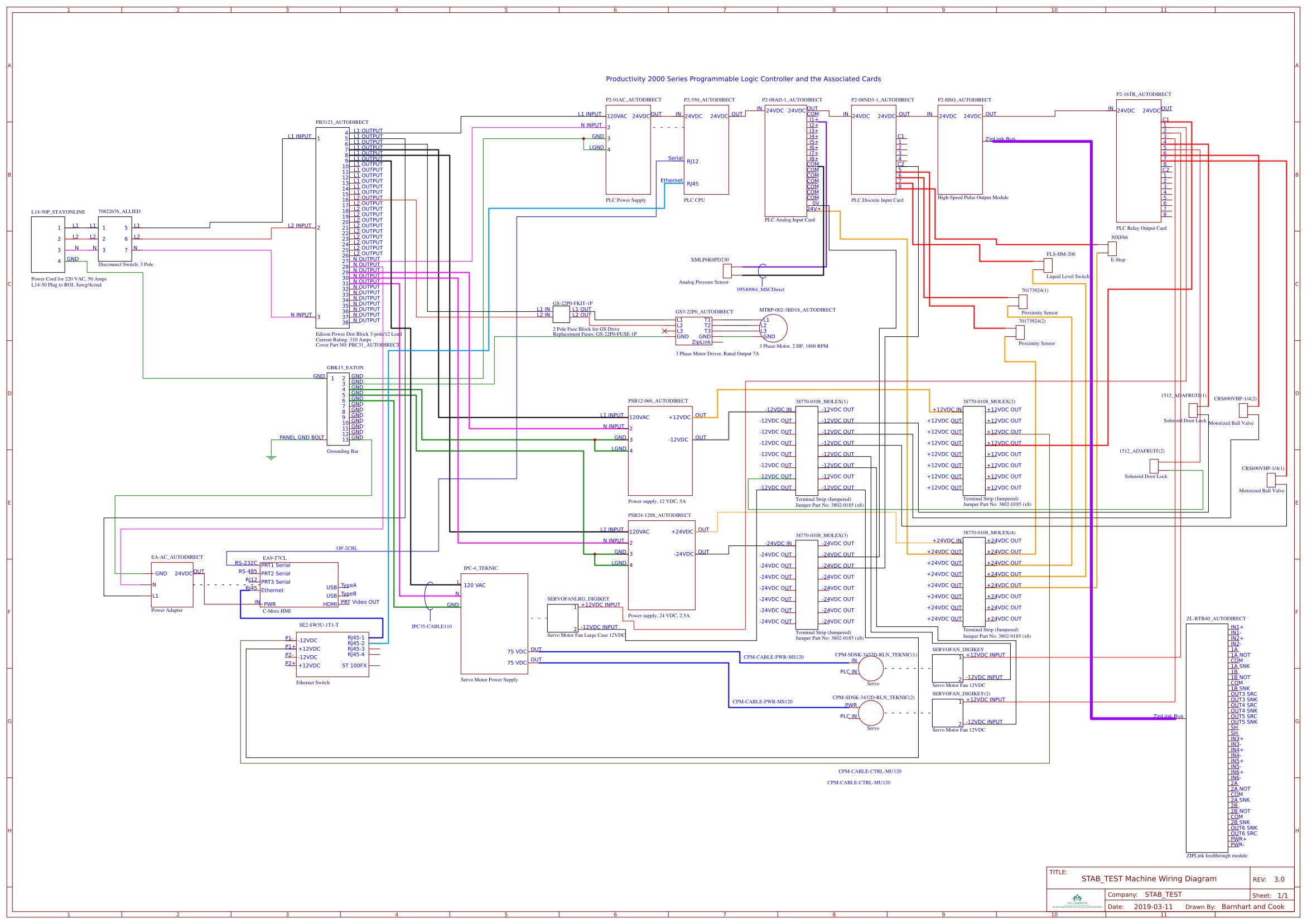 Wiring Diagram -  Dcook58