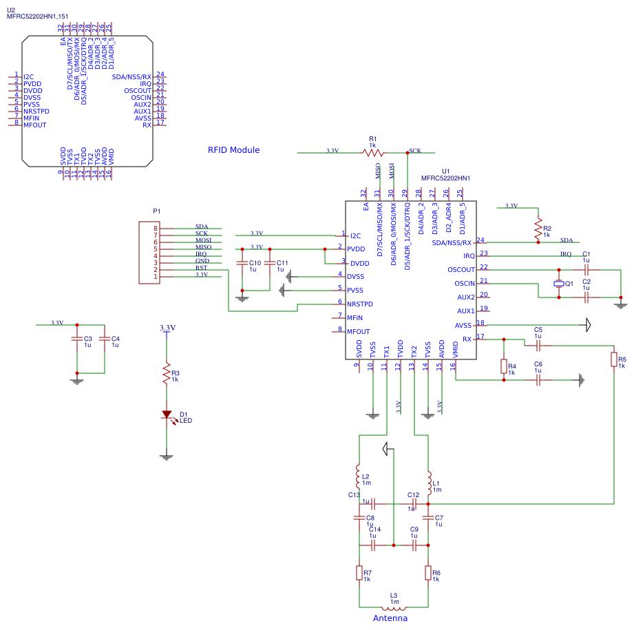 Audio Detector Switch - EasyEDA