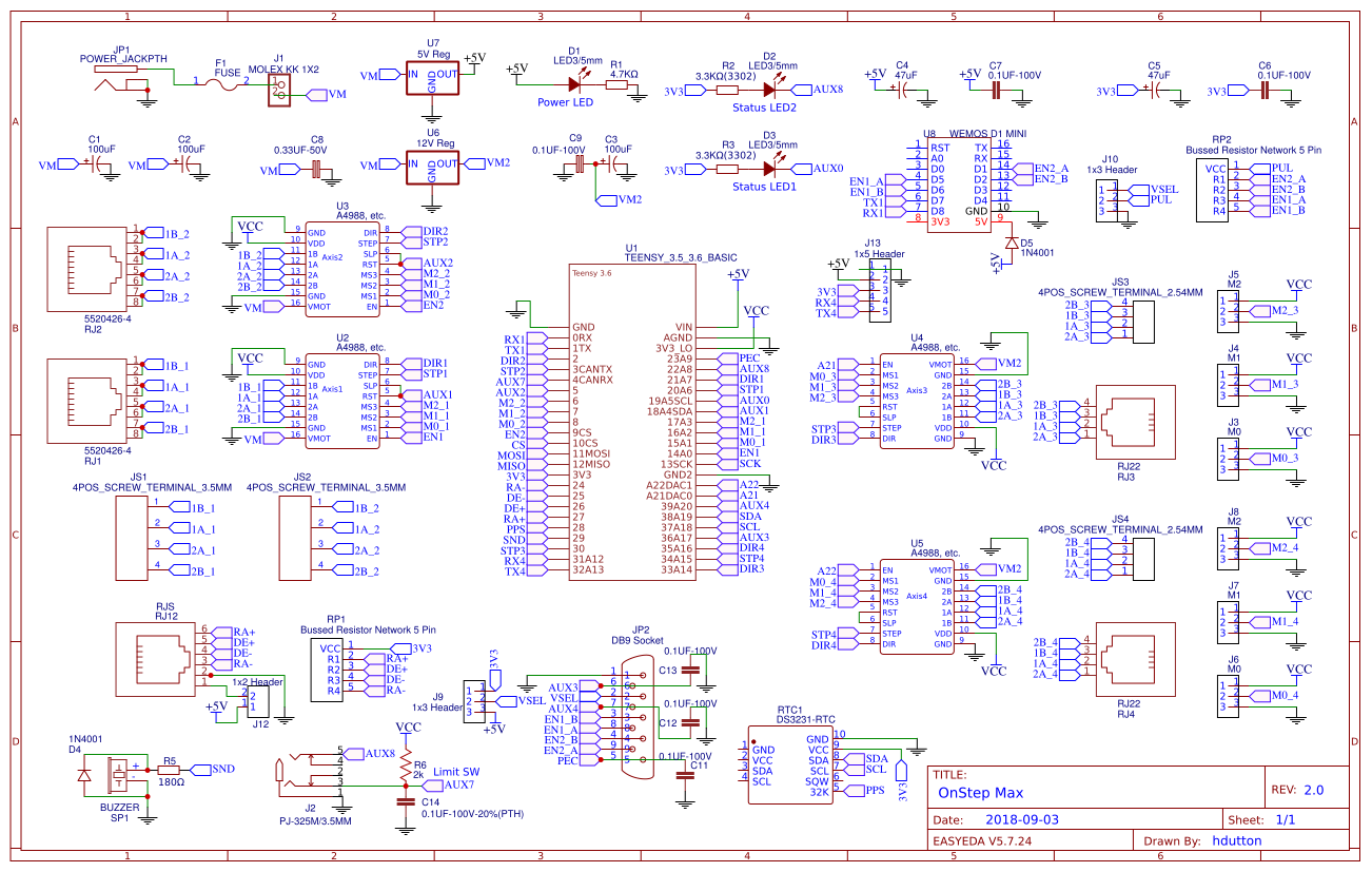 Explore Easyeda Isolated Buck Led Driver Eeweb Power Integrations Tech Community Maxpcb2