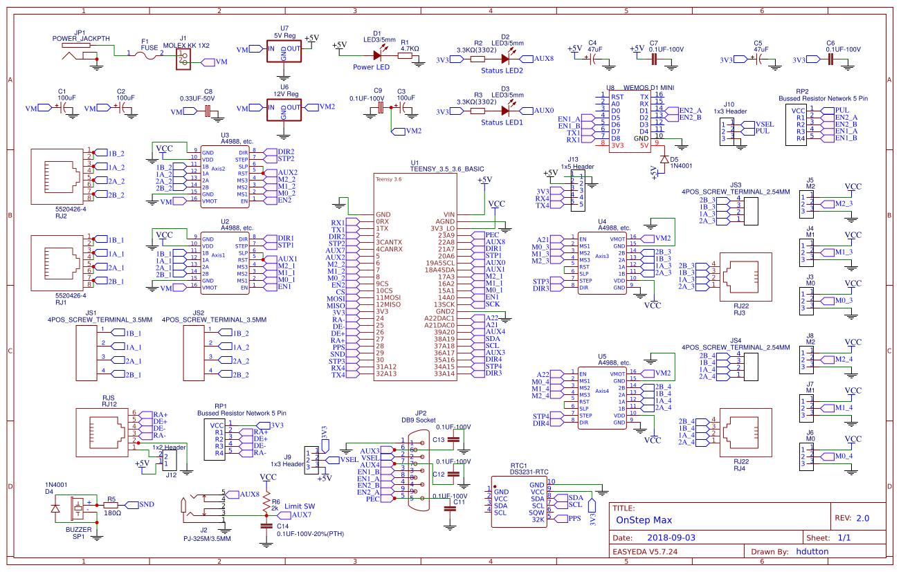 Explore Easyeda Power Control Adjustable Phase Angle With Triac Using Atmega8 Maxpcb2