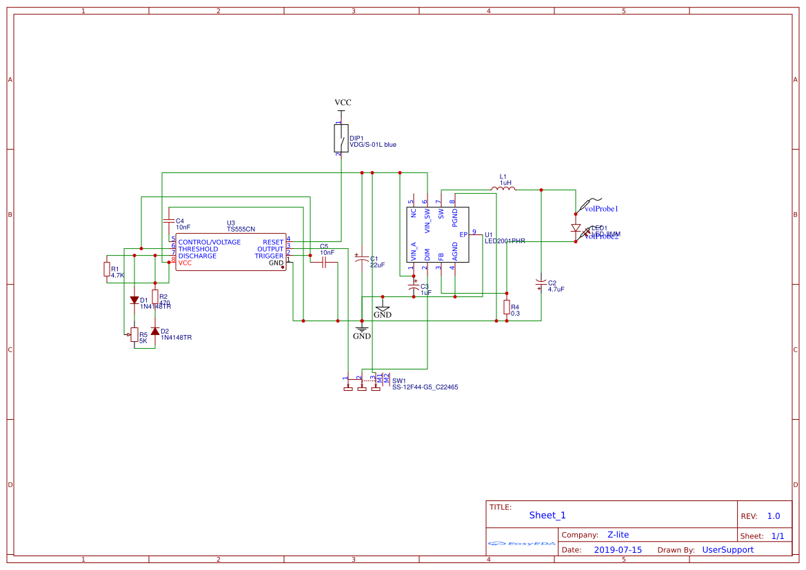 Fast PCB Prototypes Companies - EasyEDA