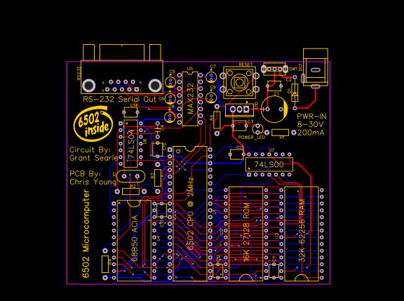 6502+computer - Search - EasyEDA