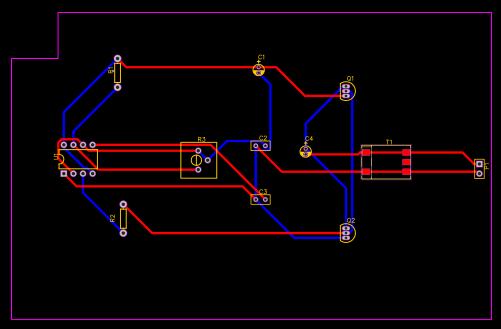 Voltage doubler using IC NE555 - EasyEDA