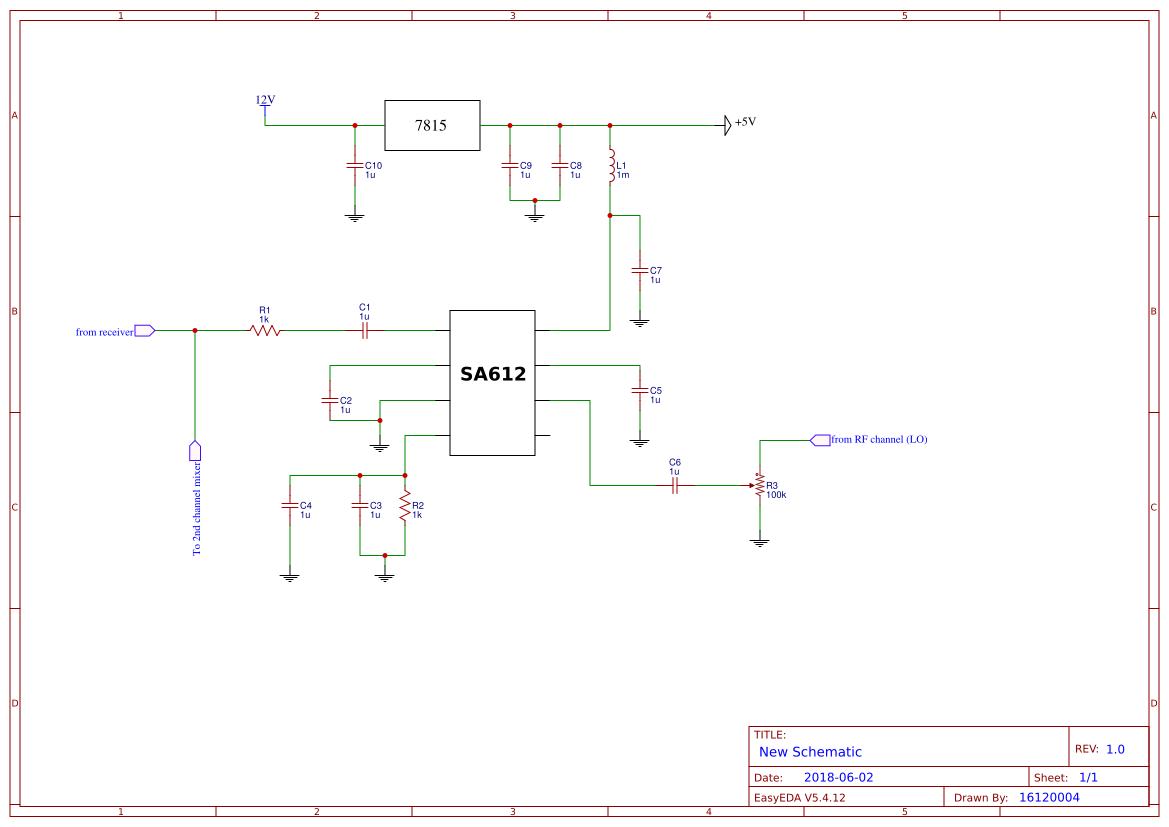 mixer+passive - Search - EasyEDA
