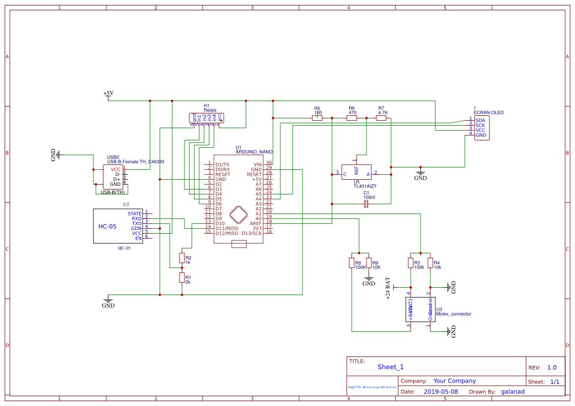 solar switch computer ups - EasyEDA