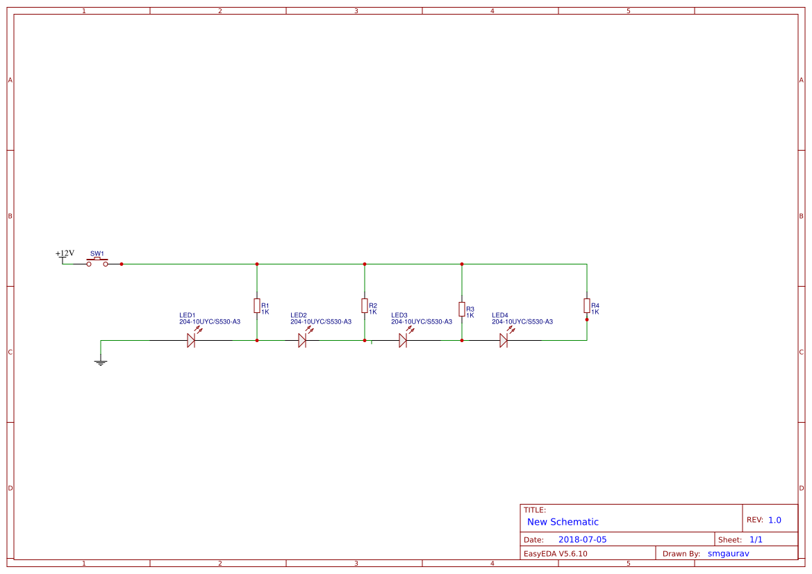 Battery Voltage Search Easyeda Projects Using Lm3914 Test A Car Circuit Diagram 12v
