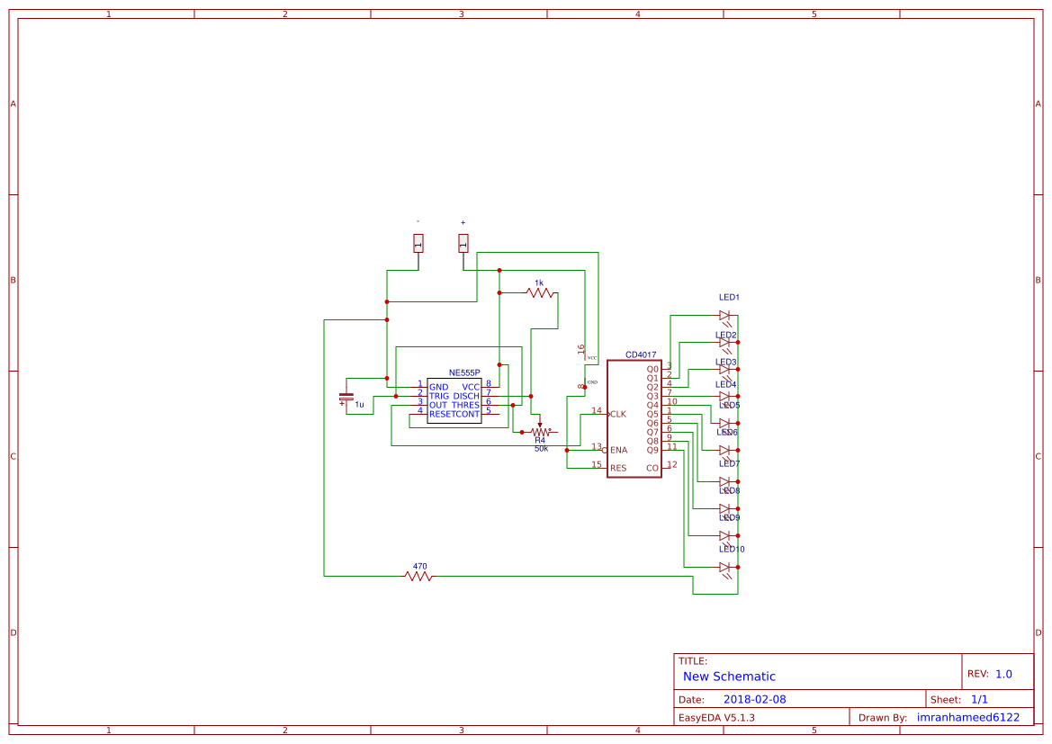 Led Chaser Circuit Using Cd4017 And 555 Search Easyeda Diagram 1 3 0 Default Thumb