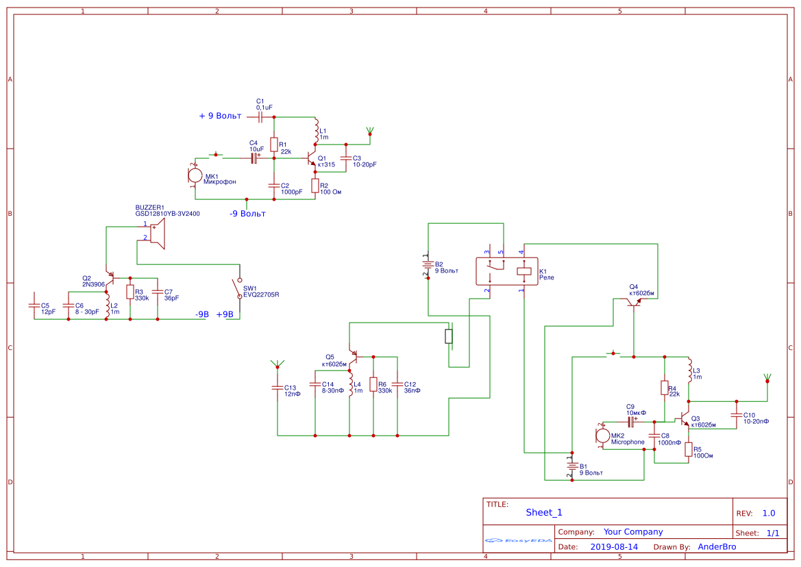 555 Timer Circuits and Applications - EasyEDA
