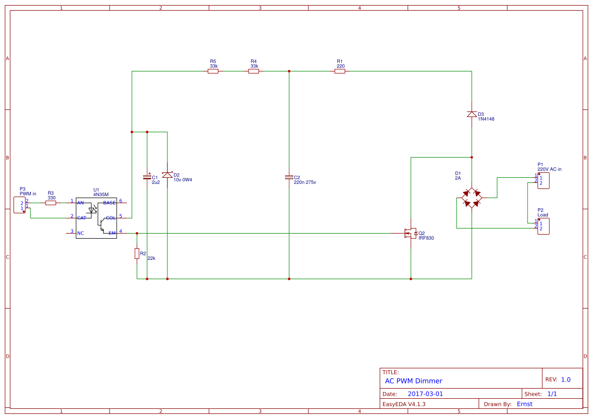 ac+220v+dimmer - Search - EasyEDA